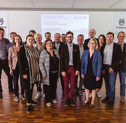 """Kick-Off des Projekts """"Attraktiver Tourismus – Attraktivität und Imagebildung des Tourismus als Arbeitgeber"""""""